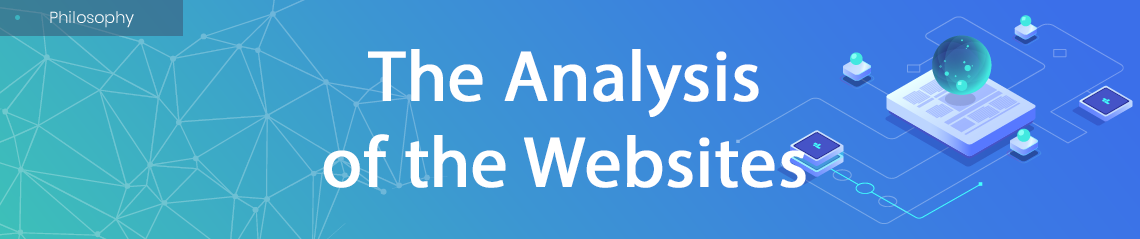 The Analysis of the Websites