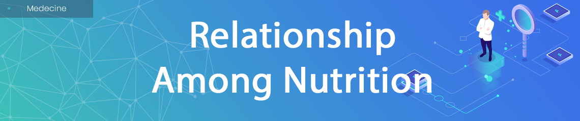 relationship among nutrition