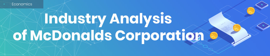 Industry Analysis of McDonalds Corporation