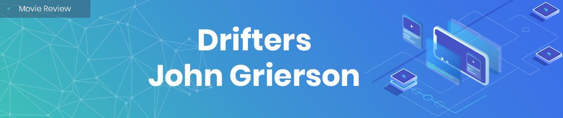 Drifters by John Grierson