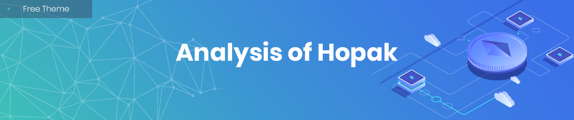 Analysis of Hopak
