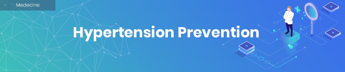 Hypertension Prevention