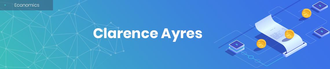 Clarence Ayres
